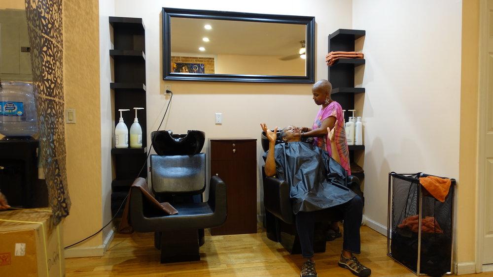 Sabine's Salon - Brooklyn, NY