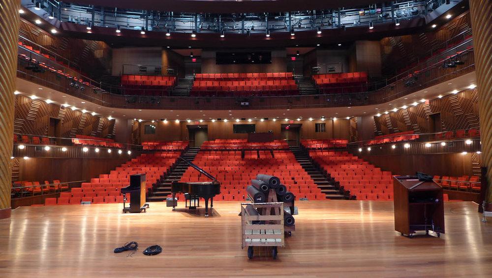 Skirball Theatre - NYU