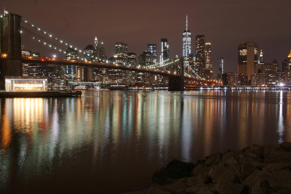 Fulton Ferry Landing Park - Brooklyn, NY