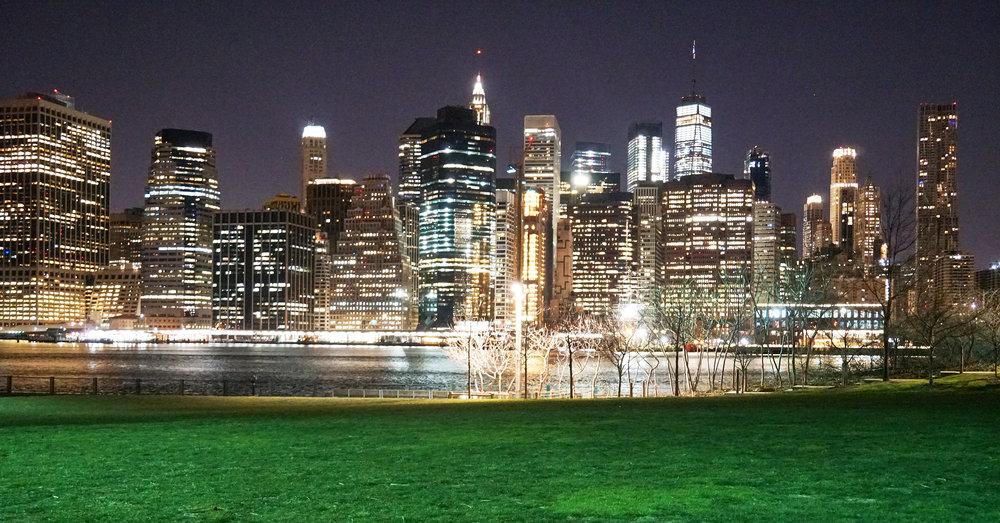 Brooklyn Bridge Park - Brooklyn, NY