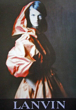 1990AW Lanvin Linda Evangelista