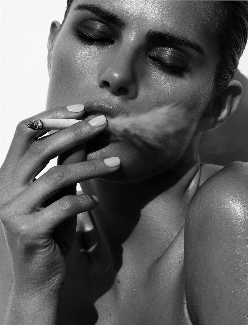 isabeli fontana by sølve sundsbø for vogue nippon nov 2007