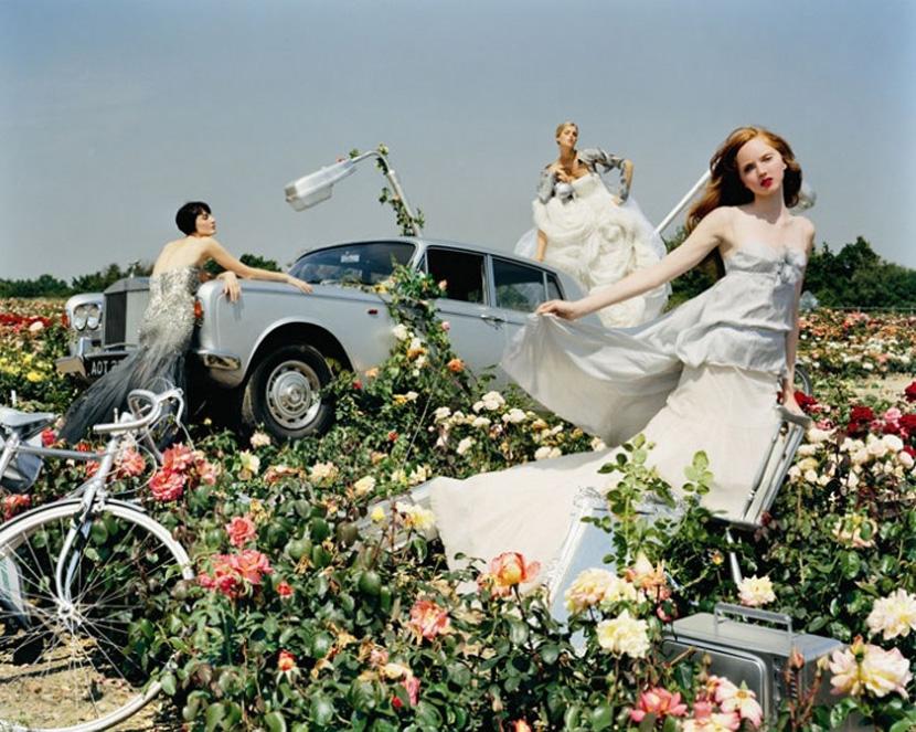 erin jacquetta lily british vogue 2004 tim walker