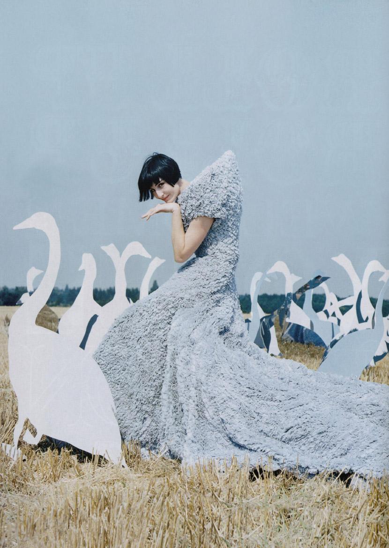 pantomime erin o'connor tim walker swan