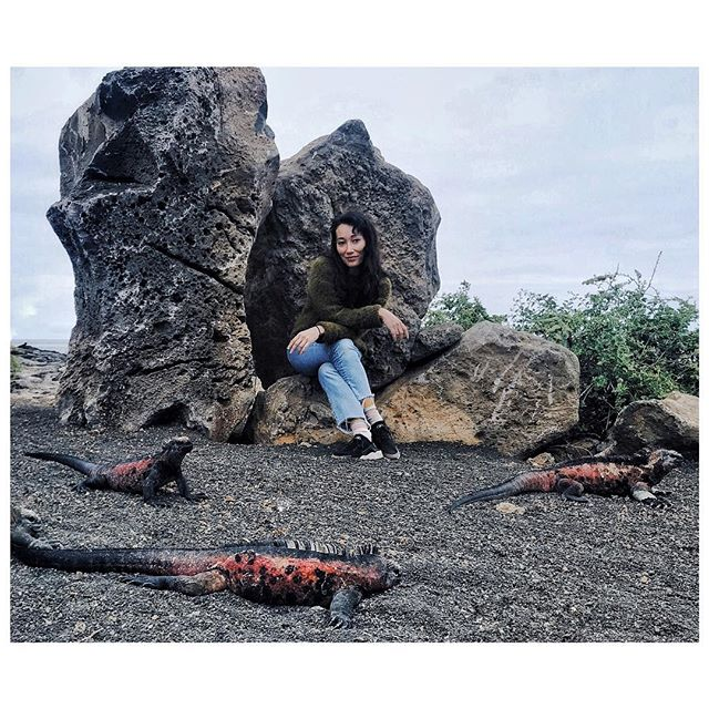 Mis dragoncitas y yo 🔥🐉 #motherofdragons #iguanas #littledragons #girlpower