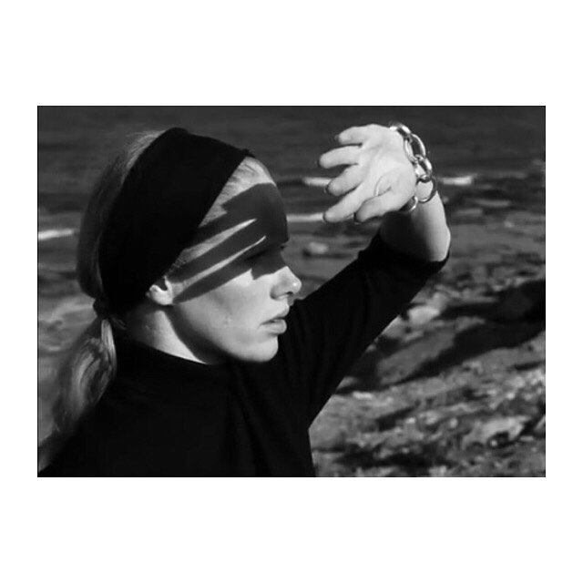 Persona 🖤 Ingmar Bergman, Sven Nykvist, Bibi Andersson, Liv Ullmann (1966).