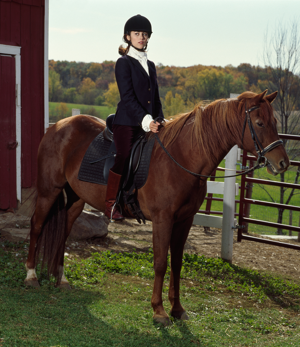 Equestrienne, 2006