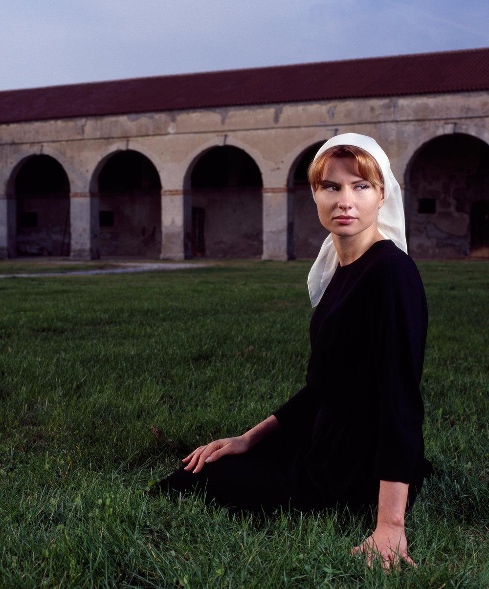 Post-War Italy: Nun - 2007   Media Stories