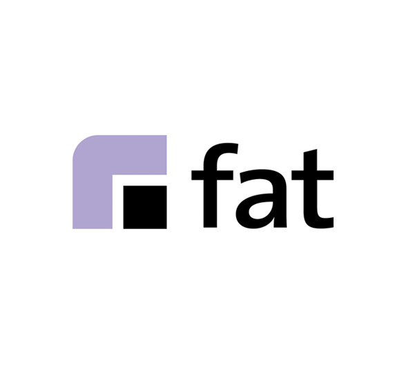 fat GmbH, Redesign des Logos