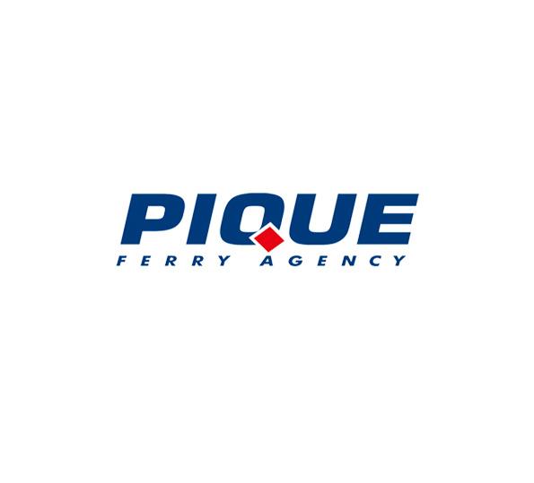 Logo für Pique Ferry Agency, Eutin