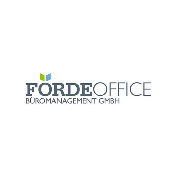 Namensfindung und Logoentwicklung für die Förde Office Büromanagement GmbH, Kiel