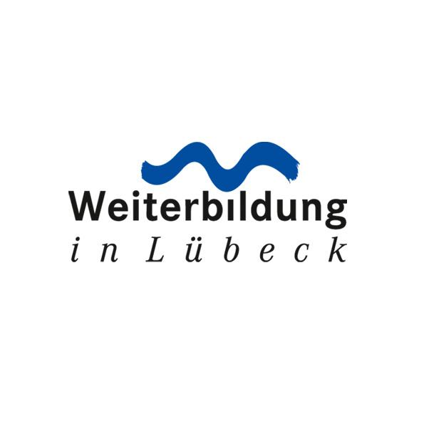 Verbund Weiterbildung in Lübeck, erstes Logo