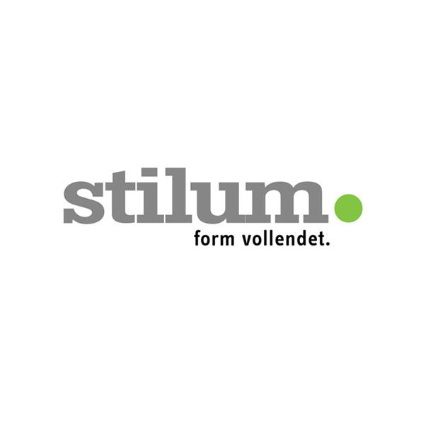 Namensfindung (realisiert) und Logoentwurf für stilum GmbH, Kleinmaischeid