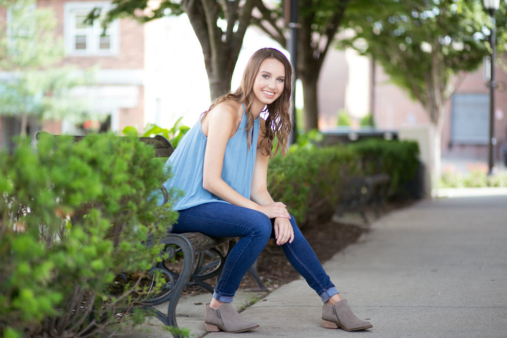 Northville, Michigan High School Senior Photographer Julie patterson Photography