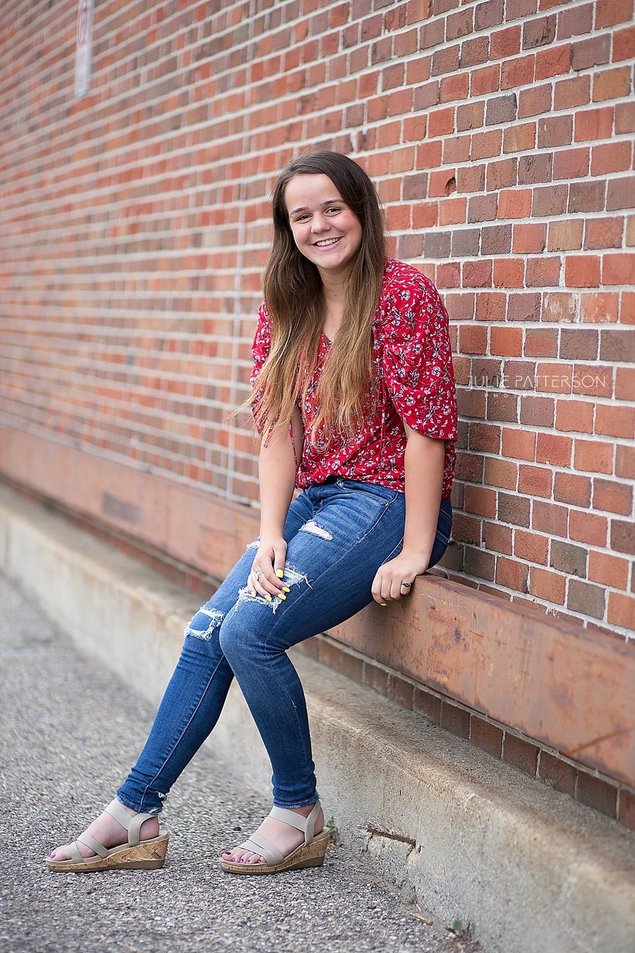 Julie Patterson Photography Farmington hills high school senior photographer Farmington hills michigan