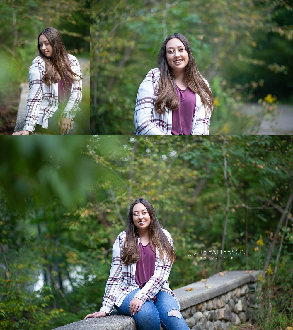 Garden City Michigan High School Senior Photographer Julie Patterson Photography Class of 2020