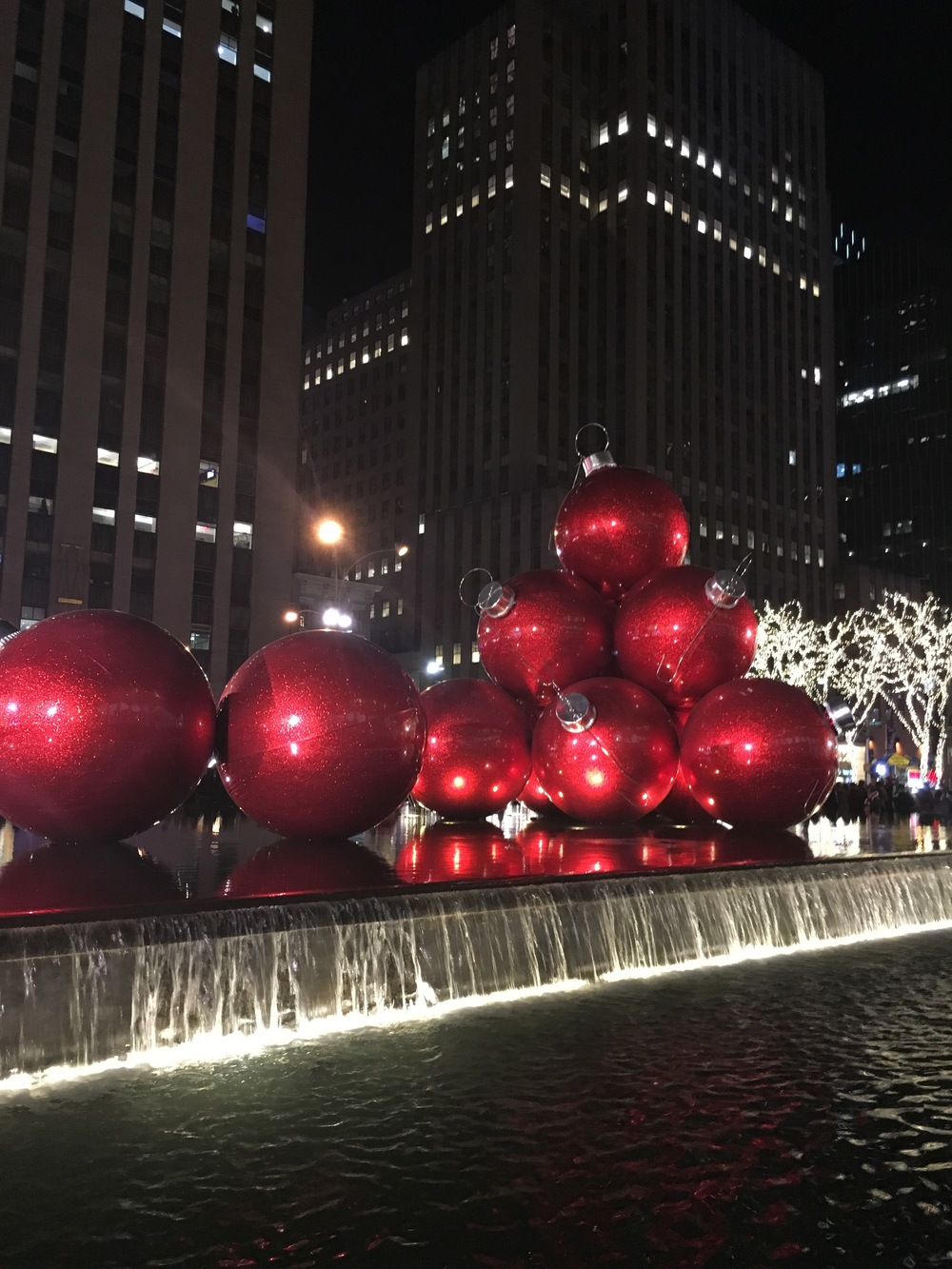 Christmas Time in New York — MGLT