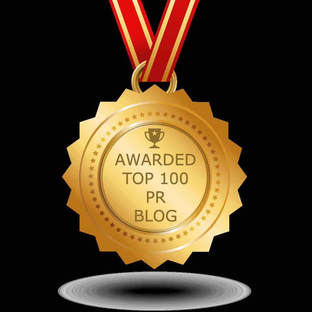 Top 100 PR pros to follow on the web. Spotfeed 2016.