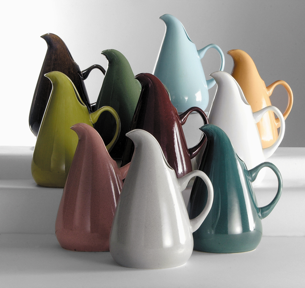 American Modern Water Pitchers, 1939
