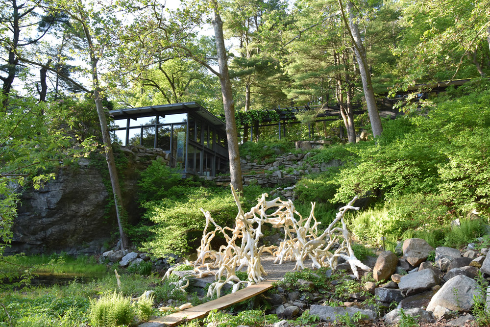 The Pavilion Project at Manitoga