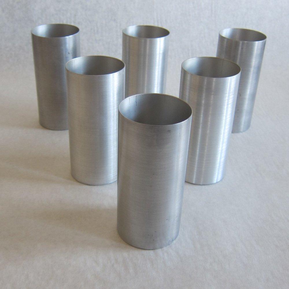Spun Aluminum Cups, 1933