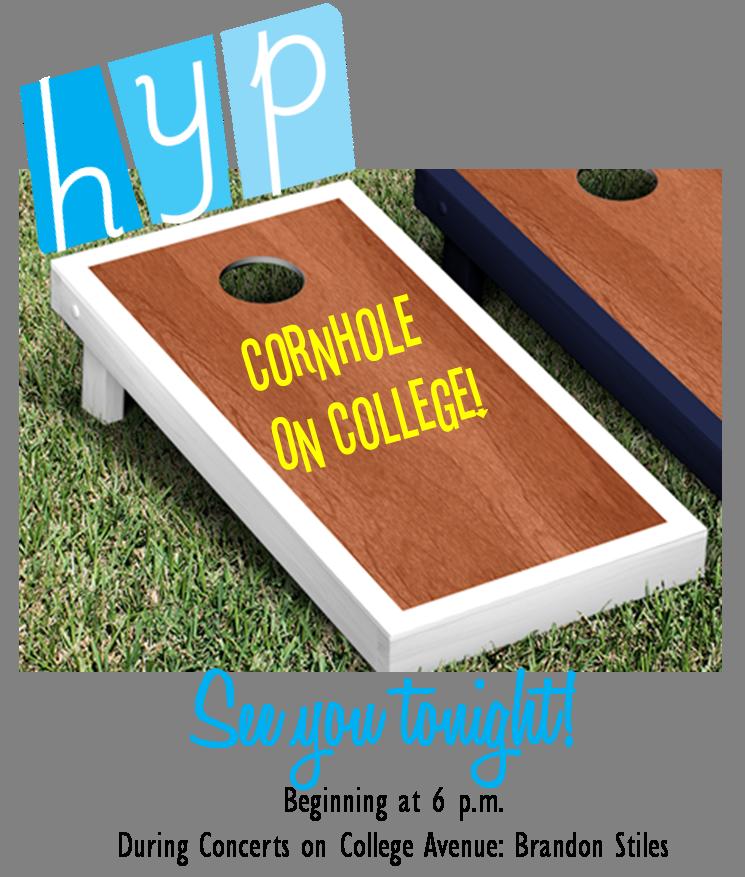HYPConcertsonCollegeApril24