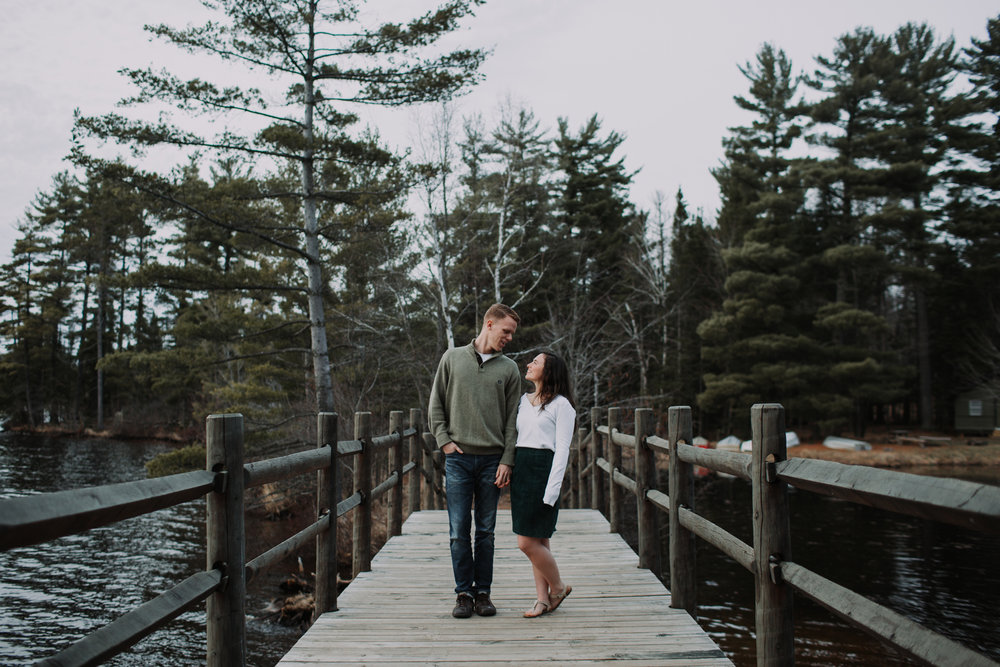 forest-rustic-engagement-wisconsin-b&n-21.jpg
