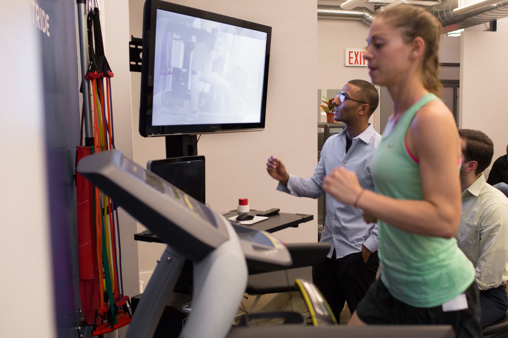 Video Motion Gait Analysis