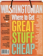 "Washingtonian Magazine August 2008 ""Consignment shops are great sources of designer fashions..."" Read more here!"
