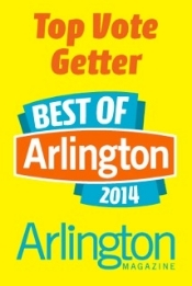 Voted one of the best shops by the readers of Arlington Magazine.