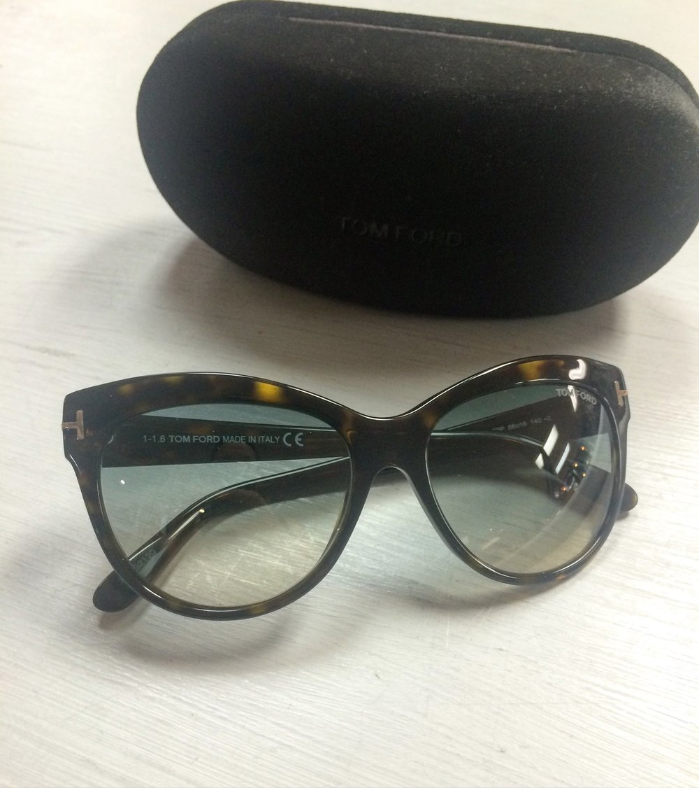 "Tom Ford ""Lily"" sunglasses"