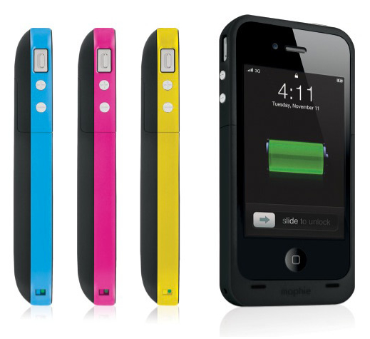 Mophie Juice Pack Plus iPhone 4 Battery and Case