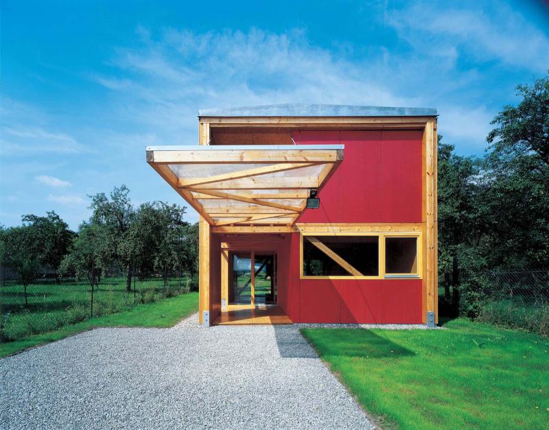 ARCHTEAM-Garden House, Kromeriz 2000.
