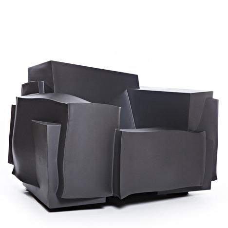 Tron  Chair by  Dror Benshetrit.