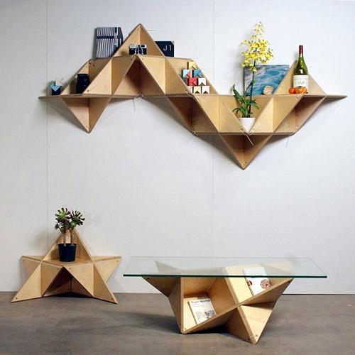 T shelf (by  ▲ MERRY MISH▲P BLOG )