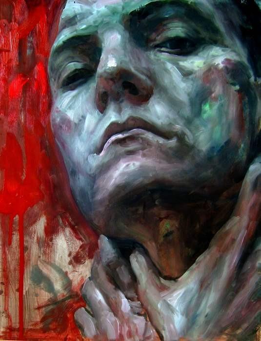 Jakub Kujawa     Selfportrait 20