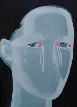 płacz (by  aleksandra waliszewska )