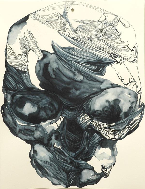Stephan Balleux ~ Skull vs Derek Riggs