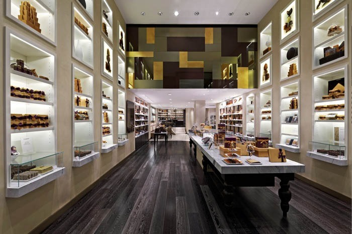 d-ash design presents the new Godiva flagship store in Istanbul