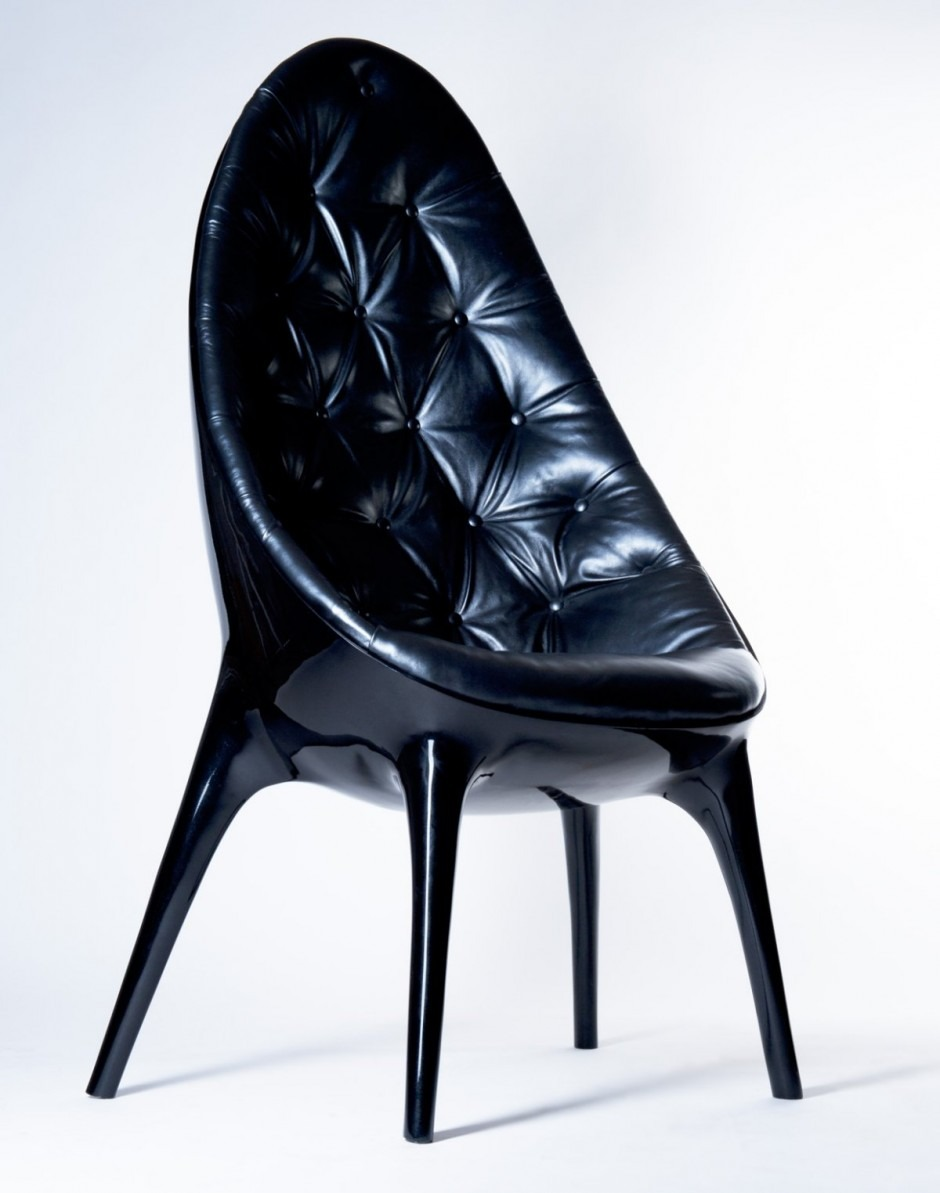 HOT SEAT   What a great chair. via  CONTEMPORIST