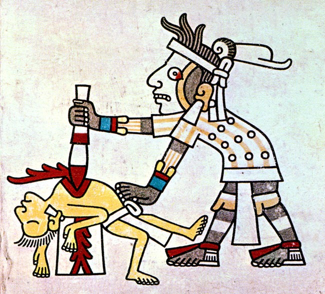 I'm really into mesoamerican art right now.