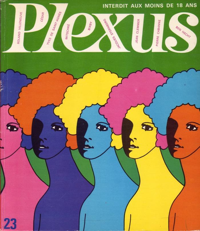 Magazine Cover - Plexus