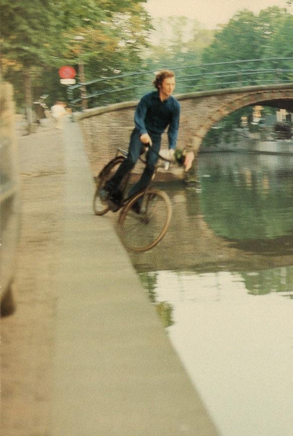 Bas Jan Ader 1970