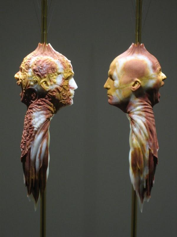 Sculptures by  Barry X Ball