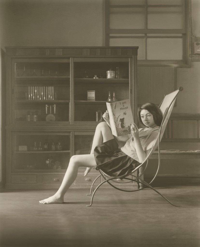 sadburro :     A-Study-of-Katia-Reading   Hisaji Hara
