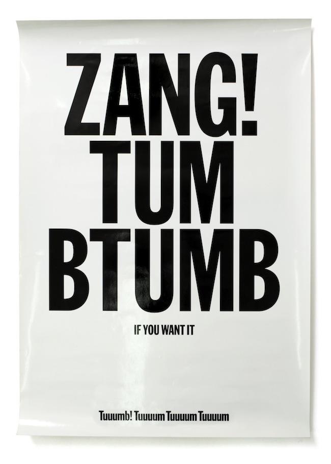 Experimental Jetset, Zang Tum Tum. If You Want It, 2003