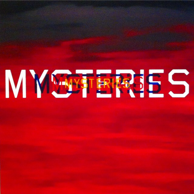 Mysteries of today #EdRuscha #Ruscha #Art #Painting #MFAH