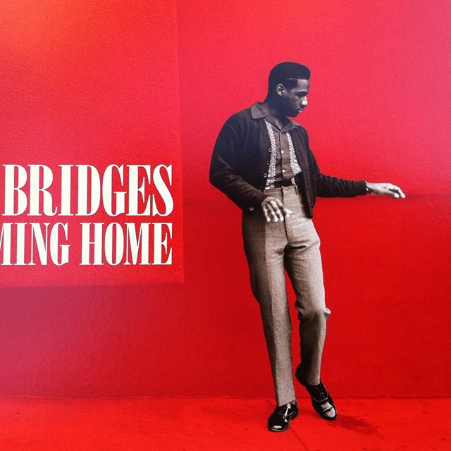 Finally got this baby on vinyl #LeonBridges