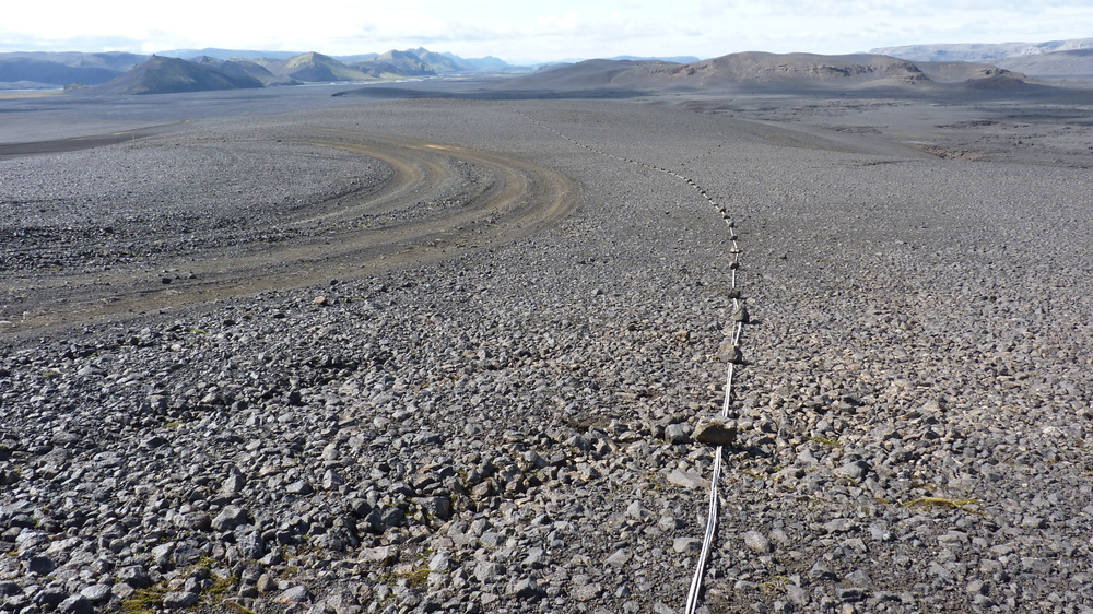 'Journey to the Epicentre II' An expedition to the Vatnajökull glacier in Iceland.