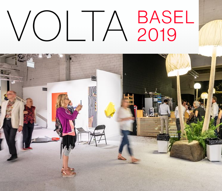 Volta - Basel's art fair for new international positions, debuted in 2005 as a collaboration between dealers and friends.10 to 15 June 2019Including works by Artist Siobhan McDonald at Gibbons & Nicolas